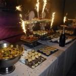 buffet de dessert mariage