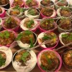 petits pots de viande en gelée sauce gribiche
