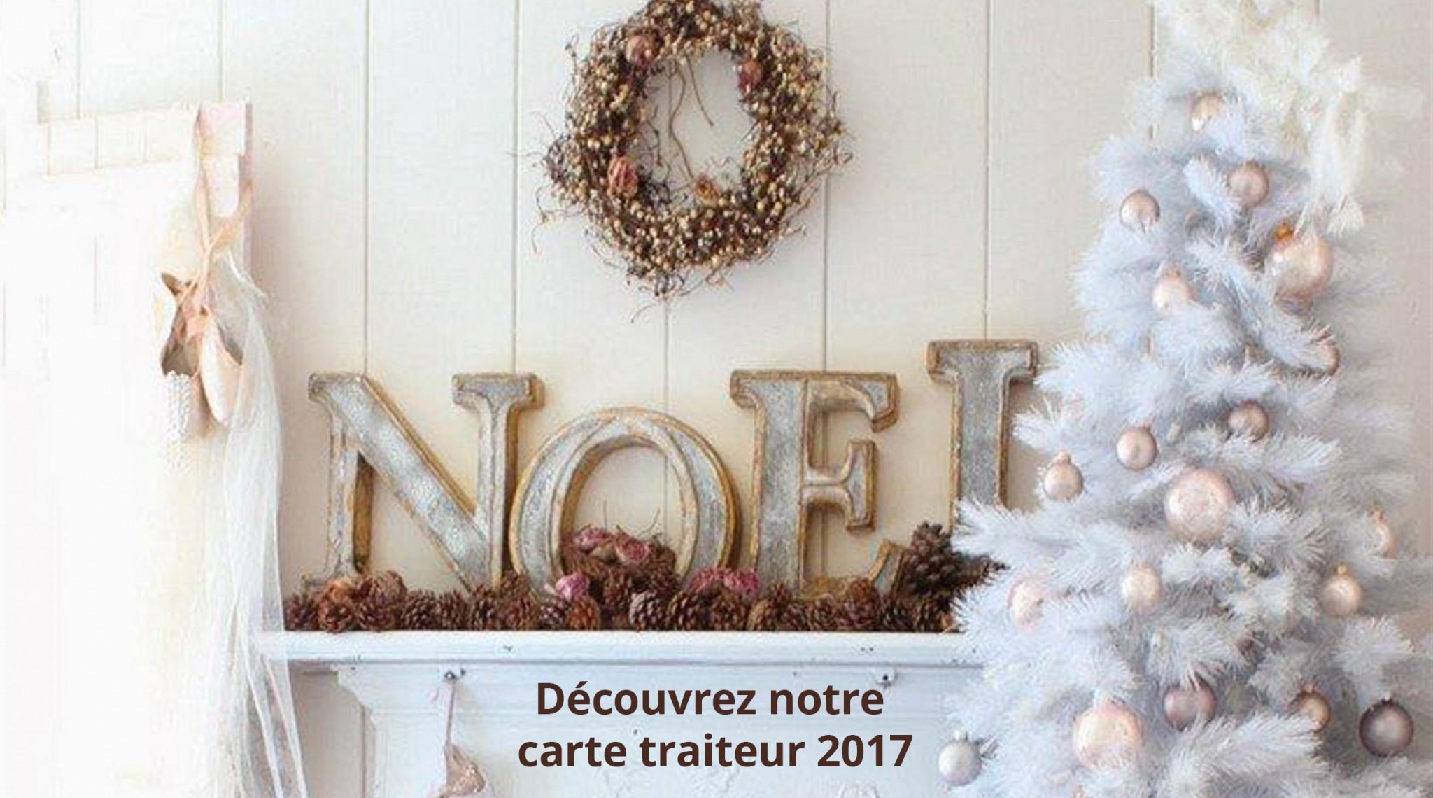 traiteur noel 2017 slide